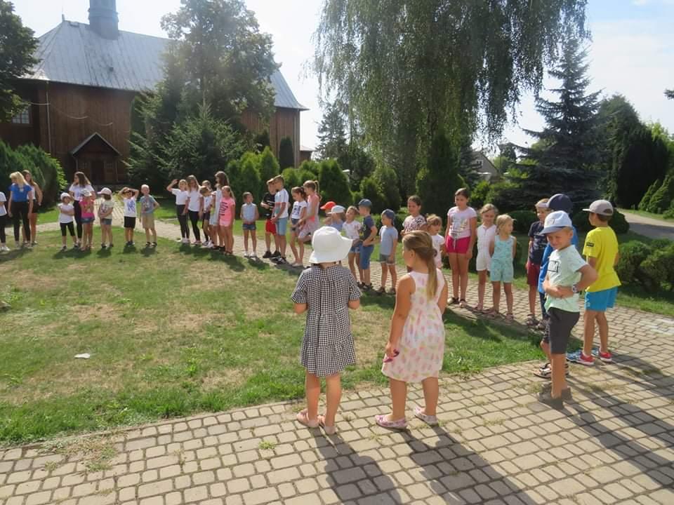 | Zdjęcie dotyczy Wakacje z Bogiem w Warszawicach zostało dodane przez Sebastian  Rębkowski - blog - w dniu 2019-08-19 id nr: 3216175 |