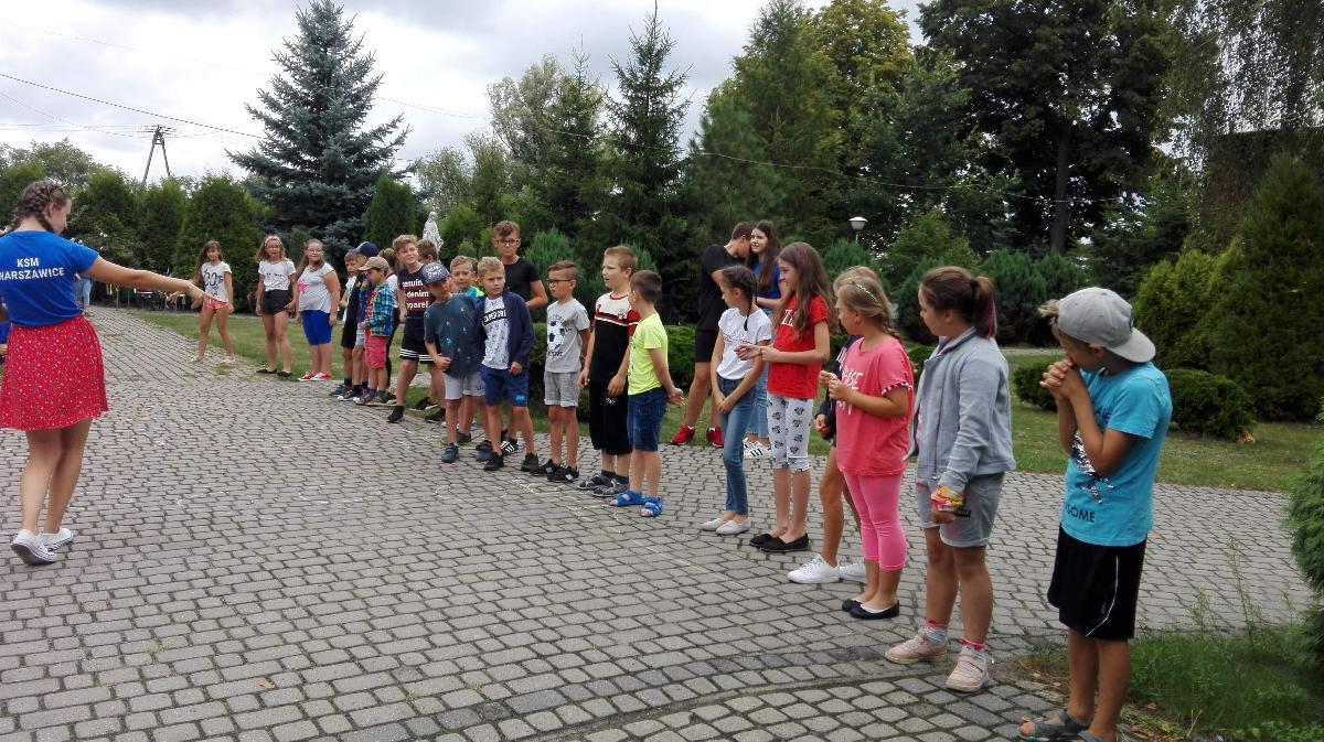 | Zdjęcie dotyczy Wakacje z Bogiem w Warszawicach zostało dodane przez Sebastian  Rębkowski - blog - w dniu 2019-08-19 id nr: 3216190 |