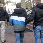 Zatrzymany 18 - latek podejrzany o włamanie