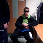 Zatrzymany, podejrzany 20-latek, grozi mu 5 lat więzienia...