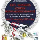 XXIV Konkurs Szopek Bożonarodzeniowych